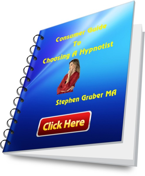 Free how to choose a hypnotist consumer guide